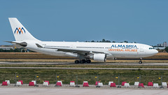 Al Masria Universal Airlines SU-TCH plb20-08703 (andreas_muhl) Tags: 1372019 a330200 airbusa330203 almasriauniversalairlines berlin flugzeuge sxfeddb schönefeld aircraft airplanes avition planespotter planespotting