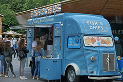 Fish & Chips truck (baalands) Tags: fish chips truck food london england