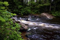 First Falls in Gwinn, MI (ats8110) Tags: firstfalls gwinn michigan waterfalls d850 nikon camping