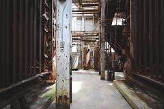 Sprague Electric Company - VII (• CHRISTIAN •) Tags: usa étatsunis massachusetts berkshire northadams massmoca industriel industry sprague electriccompany abandon décrépitude decay urbex rouille rust explore