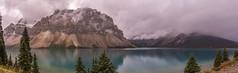 Bow Lake (www78) Tags: alberta banff bow canada icefieldsparkway lakelouise nationalpark lake national park