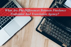 What Are The Differences Between Freelance Translator And Translation Agency? - https://bit.ly/2NYQpfc (nehajrastogi) Tags: languages communication business conference translation interpretation