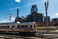 Riding the G-Line from Wheat Ridge to Denver (BeerAndLoathing) Tags: gline spring denver rp baseball coorsfield rtd fastracks canon rockies downtowndenver railroad 2019 arvada canonrf24105mmf4lisusm wheatridge trains train colorado canoneosrp railway usa may stadium downtown