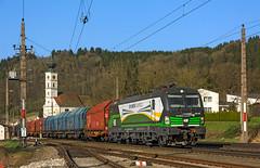 193 245 (maurizio messa) Tags: österreich oberösterreich ell gysev gysevcargo cargo br193 vectron siemens mau bahn ferrovia freighttrain fret nikond7100 treni trains railway railroad