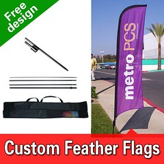 http://www.vancke.com/custom-feather-flags/   CUSTOM FEATHER/BEACH FLAG BANNERS We manufacture the highest quality custom flags at the lowest prices. Our prices, quality and dedicated customer service means your satisfaction is guaranteed. #swooperflags#b (vanckeflag) Tags: instagramapp square squareformat iphoneography uploaded:by=instagram