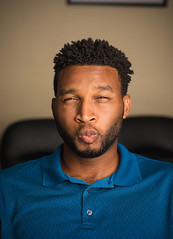 Wasn't ready (Shev Shots) Tags: portrait headshot jamaica shev shevshots shots photographer funny face lol lmao dwl wasnt ready