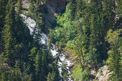 Waterfall (carter_williams) Tags: slc utah canyon trees waterfall outdoors nature