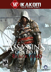 Assassin's Creed IV Black Flag | Steam (XD Steam Games) Tags: assassin's creed black action adventure steam assassin flag ubisoft games gift pcgamer pc game videogame