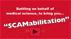 ACRM Annual Conference #ACRM2019 Featured Session: SCAMabilitation (ACRM-Rehabilitation) Tags: acrmprogressinrehabilitationresearchconference acrmconference acrm annualconference medicalconference medicaleducation scamabilitation cnn drfordvox archivesofphysicalmedicinerehabilitation continuingeducationcredits cmeceu chicago acrm2019 hiltonchicago featuredsession specialsession