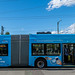 Panorama of the Tap to Pay TransLink Bus