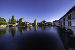 Barrage Vauban - Strasbourg - Alsace - France (R.Smrekar) Tags: france 2018 city river alsace smrekar reflection d750 000500
