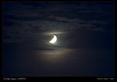 20190716_l'Eclipse drappée (Clapiotte_Astro) Tags: moon lune eclipse vendée canon700d canon70200mm manfrotto photoshop astronomy astronomie astrophoto astrophotographie astrophotography