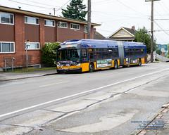 A New Flyer Industries XDE60 at a Ballard Stop (AvgeekJoe) Tags: 1835mmf18dchsm d7500 dslr kingcounty kingcountymetro newflyerindustriesxde60 newflyerxde60lf nikon nikond7500 seattle sigma1835mmf18 sigma1835mmf18dchsmart sigma1835mmf18dchsmartfornikon sigmaartlens washington washingtonstate xde60 xde60lf bus publictransit publictransportation newflyerxde60 newflyerxcelsior newflyerbus