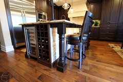 Traditional style Kitchen Remodel with Aplus Custom dark cabinets, dining table, white hood & brand new wood floors in San Clemente, OC https://www.aplushomeimprovements.com/portfolio_page/san-clemente-orange-county-traditional-kitchen-remodel-95/ (Aplus Interior Design & Remodeling) Tags: kitchenisland transitionalstyle transitionaldesign wood woodflooring woodcabinets woodfloor woodfloors residentialdesign remodeling renovation residentialremodel