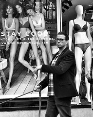 Stay Cool (canonsnapper) Tags: street mannequin dummy streetphotography olympusomdem5markll