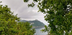 Desde el Monte Urgull. Nubes bajas. (eitb.eus) Tags: eitbcom 32961 g152054 tiemponaturaleza tiempon2019 monte gipuzkoa donostiasansebastian jonhernandezutrera