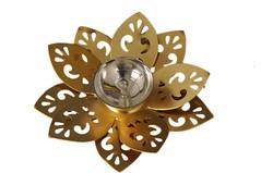 Nutristar Brass Lotus Diya,Oil Diya Lamp Diameter = 5 Inch (12 cm) (nutristar.india) Tags: nutistar brass diya