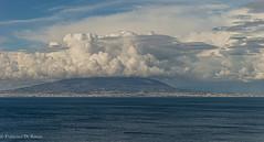 "sea and clouds ""view of the Vesuvius"" 1.)1904-4169 (dironzafrancesco) Tags: sorrento landscape landschaft coastallandscape water slta99v sony clouds küstenlandschaft tamronsp2470mmf28diusd meer sky himmel wasser tamron wolken sea sorrent provinzneapel italien"