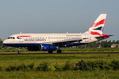 G-EUPF (PlanePixNase) Tags: amsterdam ams eham schiphol planespotting airport aircraft british britishairways airbus 319 a319