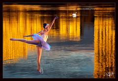 Léa - Le lac des cygnes / Swan lake (christian_lemale) Tags: léa danse classique classic lac cygnes swan lake