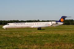 D-ACKA (PlanePixNase) Tags: aircraft airport planespotting haj eddv hannover langenhagen lufthansa regional cityline canadair crj crj9 900
