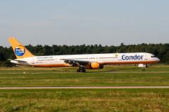 D-ABOE (PlanePixNase) Tags: aircraft airport planespotting haj eddv hannover langenhagen condor boeing 757 b753 757300