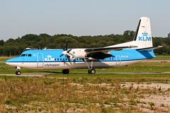 PH-LXP (PlanePixNase) Tags: aircraft airport planespotting haj eddv hannover langenhagen klm cityhopper fokker 50 f50