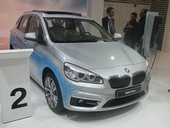 75 BMW 225xe (F45) Active Tourer (1st Gen) (2015) (robertknight16) Tags: bmw german germany 2010s iseries 225xe debono activetourer frankfurt frankfurt2015