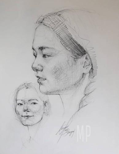 El dibujo, la honestidad del arte