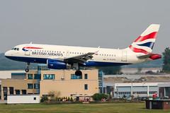 G-EUPG (PlanePixNase) Tags: hamburg ham eddh fuhlsbüttel airport aircraft planespotting british britishairways airbus 319 a319