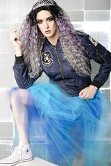 Stefania Visconti (Stefania Visconti) Tags: stefania visconti attrice modella actress model arte artista artist fotomodella performer transgender travesti tgirl ladyboy shemale dragqueen crossdresser italian italy