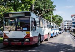 DSC_0207 (WT_fan06) Tags: dac rocar 212e trolleybus romania targu jiu 0115 public transportation