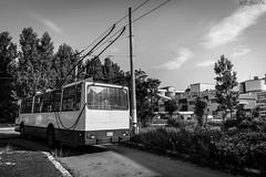DSC_0157 (WT_fan06) Tags: dac rocar 212e trolleybus romania targu jiu 0115 public transportation