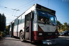 DSC_0156 (WT_fan06) Tags: dac rocar 212e trolleybus romania targu jiu 0115 public transportation