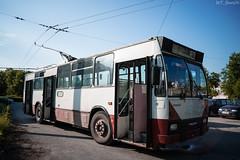 DSC_0154 (WT_fan06) Tags: dac rocar 212e trolleybus romania targu jiu 0115 public transportation