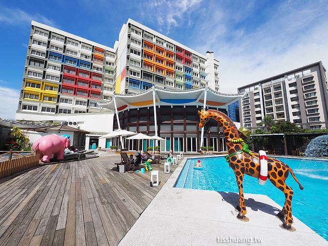 花蓮翰品酒店 跟幾米擁抱一下 花蓮最多人推薦的親子飯店 打掉11間房的專屬兒童遊戲區好玩