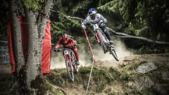 vh (phunkt.com™) Tags: uni world cup dh downhill down hill les gets france phunkt phunktcom keith valentine