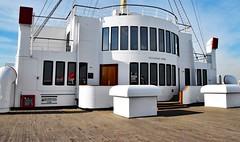 Nautical Windows (Lee Sutton) Tags: queen mary i long beach california ship