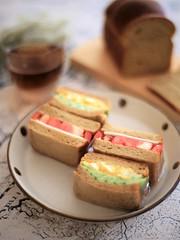 ブランパン 20190717-IMG_3391 (4) (marikobiz) Tags: plum 自家製酵母 ブランブレッド branbread ブラン ふすまパン