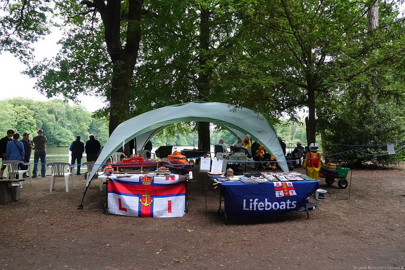 RNLI Steering Competition & Lakeside Picnic
