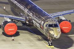 "Embraer E195-E2 PR-ZIQ ""Profit Hunter"" 012 (A.S. Kevin N.V.M.M. Chung) Tags: aviation aircraft aeroplane airport airlines apron plane spotting mfm macauinternationalairport night erj erj190400std e195e2 e195 embraer closeup profithunter speciallivery"