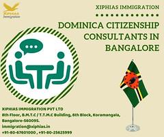 DOMINICA CITIZENSHIP CONSULTANTS IN BANGALORE - XIPHIAS (madhukempaiah.24) Tags: dominica investment visa consultants