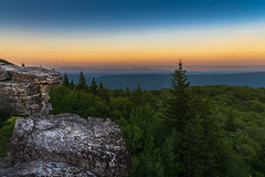 Bear Rocks Preserve (acalbright) Tags: nikon travel westvirginia z7 davis dollysods dollysodswilderness sunset