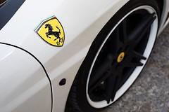 Wie wichtig ist die Farbe eines Ferrari? #pallascapital #floriankoschat #ferrari (floriankoschat) Tags: florian koschat pallas capital investment banking