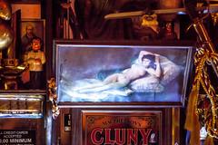 Makes a New Friend (Thomas Hawk) Tags: america cafevankleef california cluny eastbay oakland usa unitedstates unitedstatesofamerica bar