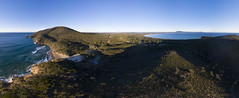 Rockin the South West (Alex Power (twenty90seven)) Tags: south west rocks arakoon nsw seascape panorama autopano giga drone dji mavic 2 pro australia coastal ocean beach sunrise waves