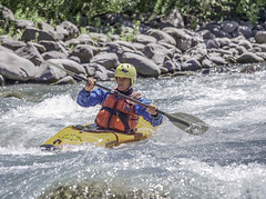 Sports d'eaux vives (Eric Leroy Olympus Passion OMD & Pen) Tags: olympus omd em1 mkii x em1x em1mkii zuiko mc20 ubaye alpes haute provence paca rivière river wwwolympuspassionfr