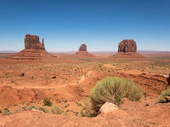 Monument Valley (usareisetipps) Tags: monumentvalley usa travel landscape desert