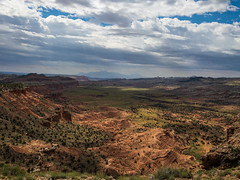 Cathedral Valley (usareisetipps) Tags: cathedralvalley capitolreef utah overlook usa travel nature landscape scenic