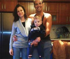 family10 (Regine G.) Tags: family indoor baby husbandandwife kitchen